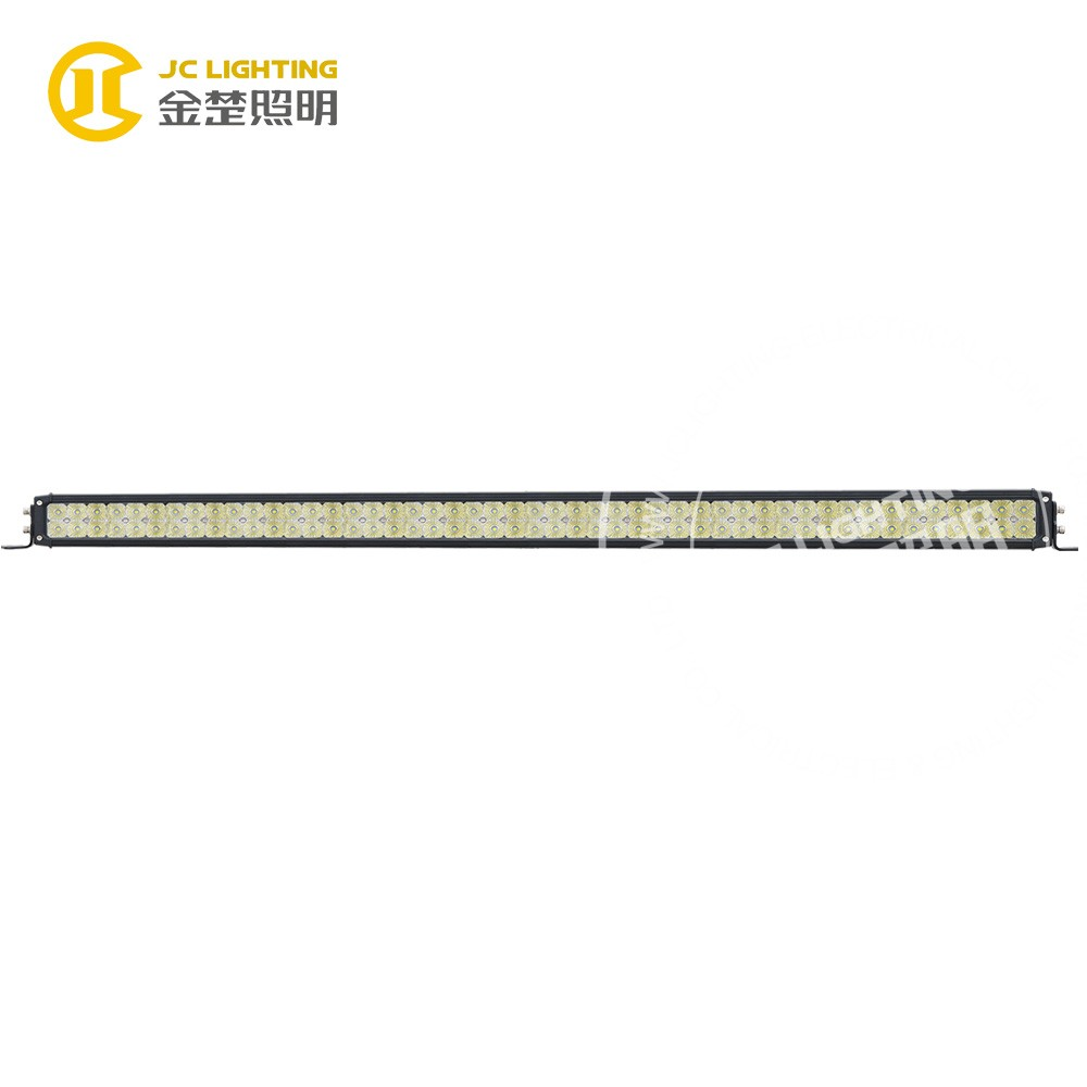 45 inch 288w 6d led light bar for jeep utv 4x4 atv, light bar led offroad, auto spare parts car