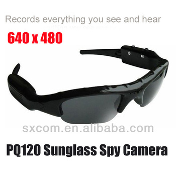 Support Micro Sd Card Cctv Camera Video Camera Sunglasses Spy ...