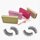 Best Selling Premium 3D Mink Lashes Custom Eyelash Packaging eyelash extention Volume Three Layer Individual Eyelash