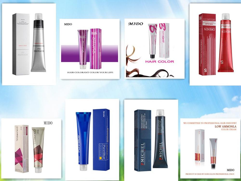 Brand New Hair Dye Formula No Ammonia No Peroxide Hair Color Wax ...