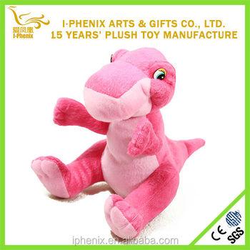 Cuddly Pink Dinosaur Stuffed Plush Toy Buy Dinosaur Toy Dinosaur