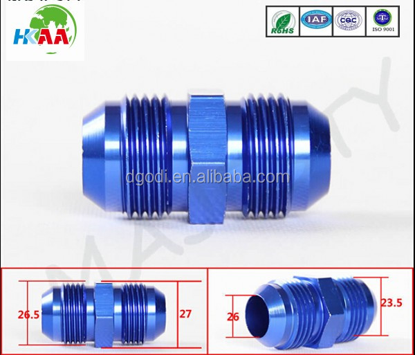 High quality Autograde Fuel Hose Fitting-Inverted Flare Male Connector-5/16 In. x 5/16 In. Tube