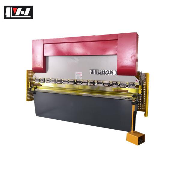 מודרניסטית איכות גבוהה משמש מכונות כיפוף פחשל יצרן משמש מכונות כיפוף פח ב PS-09