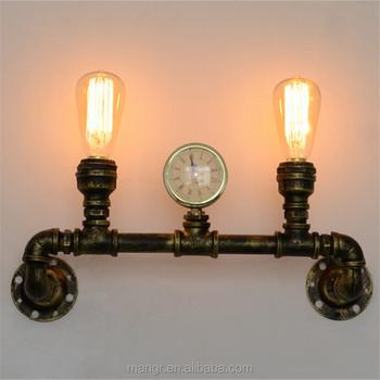 Edison Rouillée applique Buy Lustre Vintage Couleur Lampe Vintage Noir lampe Led Ampoule Industriel Murale srhQtd