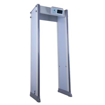 Arched Walk Through Metal Detector for Airport Use