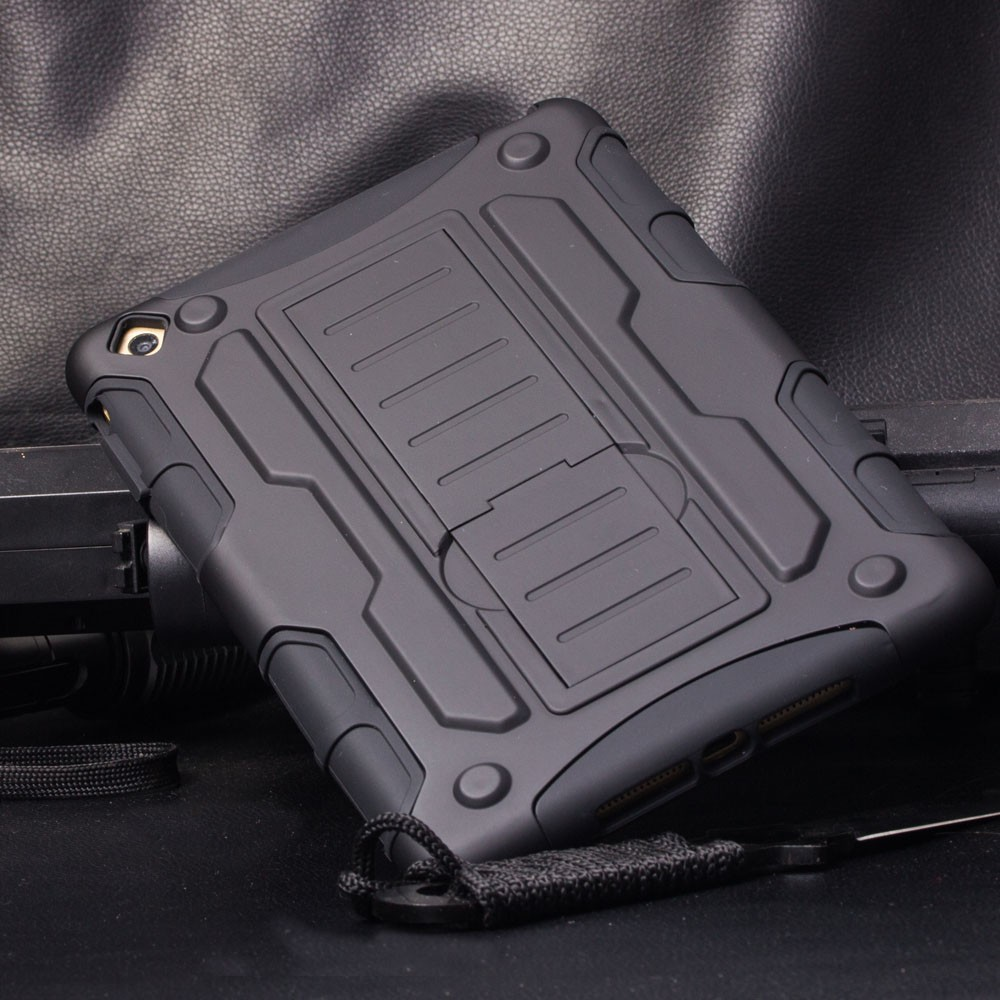 2015 New Arrvial,Future Armor Impact Skin Holster Protector Cover Case for iPad Mini Mini 2 Mini 3 air