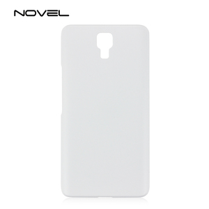 3D Phone Case For Infinix Note 4 Sublimation Blank Mobile Phone Cover