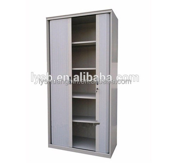 Self Embled Roller Shutter Door Office Storage Filing Cabinet