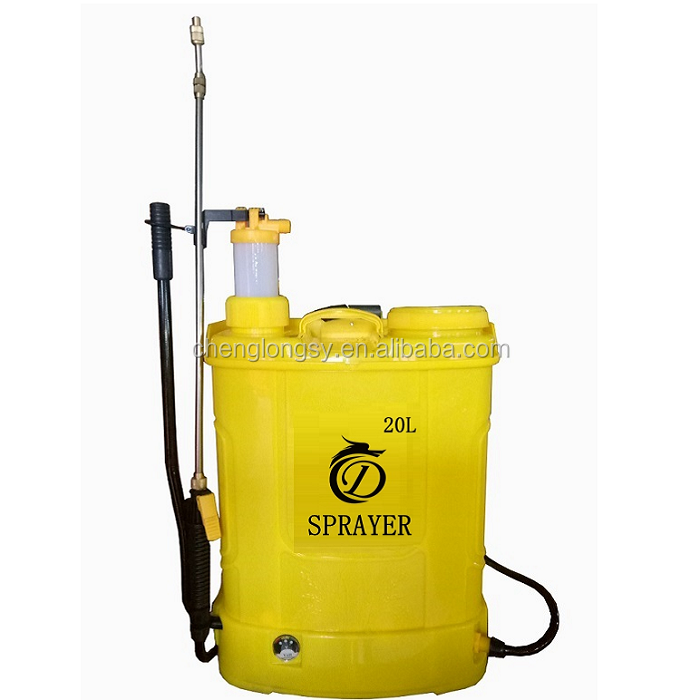 (16L/18L/20L ) Electric Operated Knapsack Sprayer For Agriculture Usage