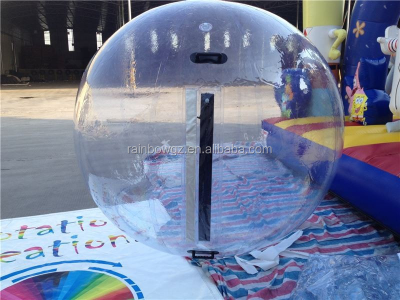 Inflatable body walk on water walking ball zorb ball