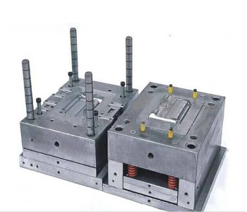 OEM Precision Injection Moulding Plastic Injection Air Filter Molding Mold Maker