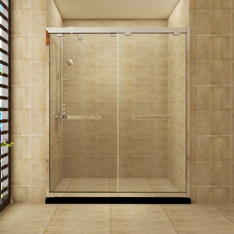 Save cost shower door hinges brass gasket frameless 60 inches