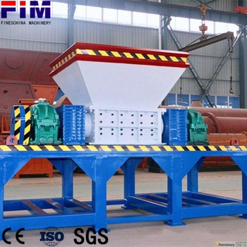 Plastic Bottle Shredder/Plastic Crushing machine/industrial plastic recycling Machine for sale