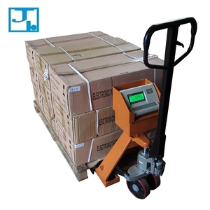 Hot Sale 3 Ton Weigh Pallet Jack Scale Truck