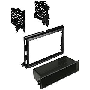 BEST KITS BKFMK540 Ford(R)/Lincoln(R)/Mercury(R)/Mazda(R) 2004-2014 Double-DIN/Single-ISO with Pocket Combo Kit