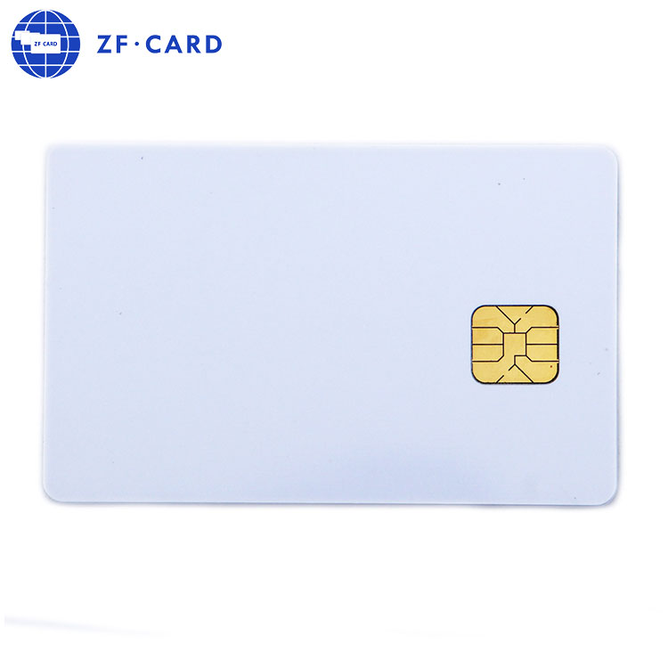 direct factory blank iso 7816 pvc at24c02 card size  buy