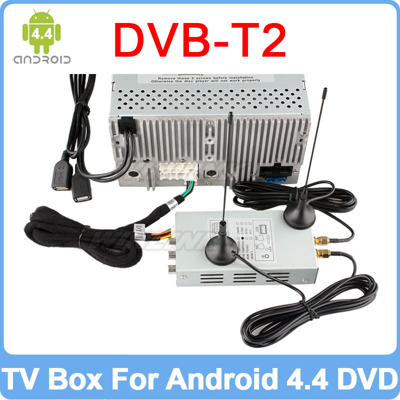 For Russia Thailand Malaysia Special DVB-T2 Box Tuners For Android 4.2.2 Car DVD Player. The item just for our DVD