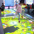 Multi-Screen Interactive floor projection system for kids and adults