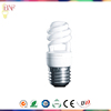 High efficiency and no pollution cfl bulb spiral energy saving lamp