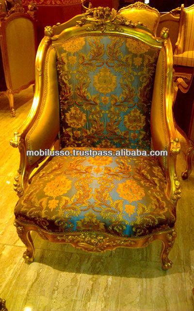 French Louis Xv Royal Sofa Set