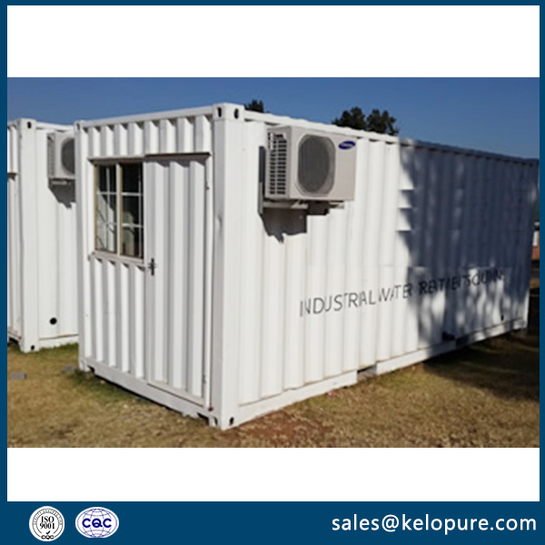Containerized Water Treatment Plants 40Ft-Containerized-Water-Plant