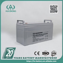 high quality rechargeable sealed lead acid battery 12v 150ah for ups solar inverter