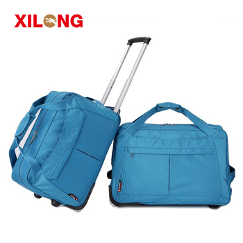 New Design Fashion Luggage Travel Trolley Bag