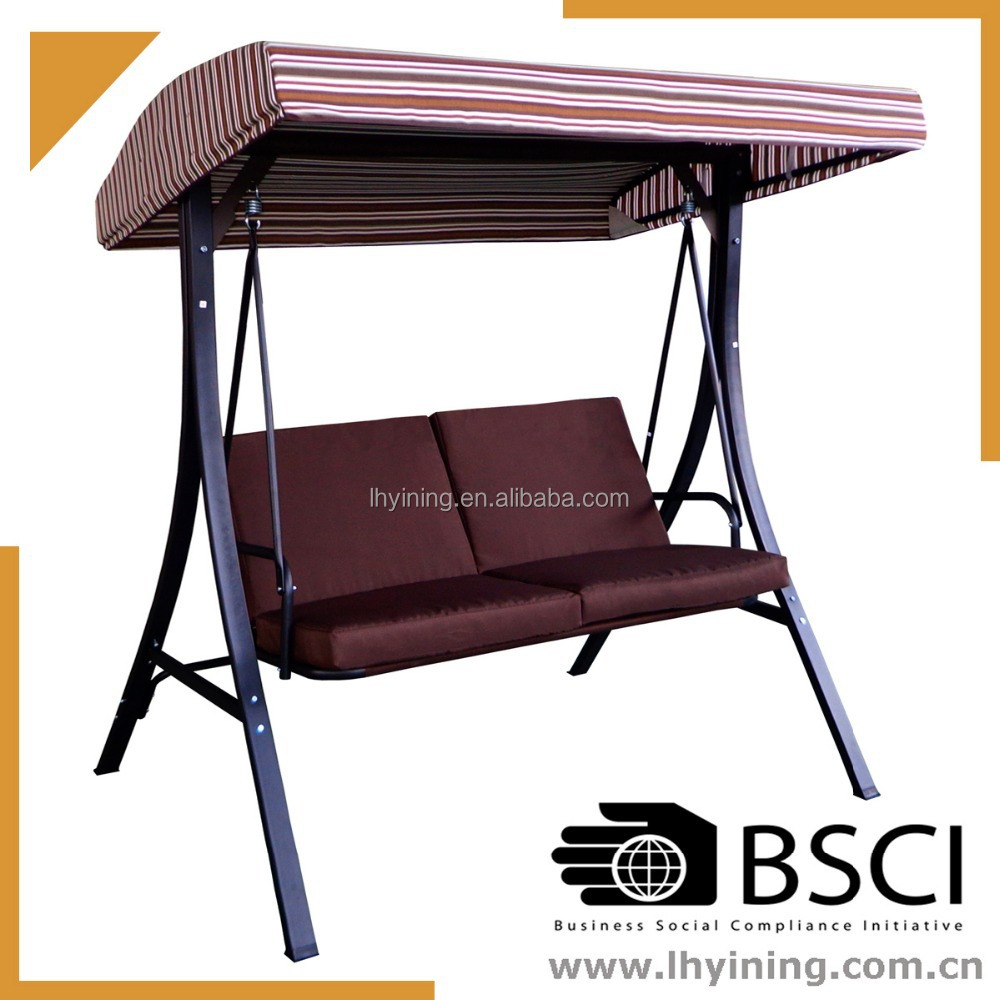 Outdoor canopy chair - 2 Seat Outdoor Canopy Swing Garden Swing Chair Lovers Hanging Chair Free Stand Swing Outside Rocking Chair Buy 2 Seat Outdoor Canopy Swing Garden Swing