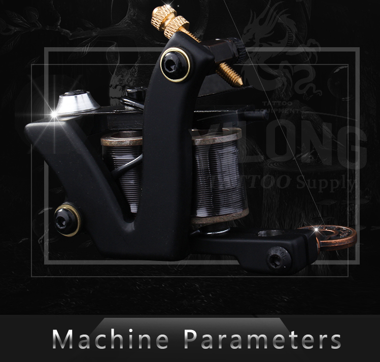 Yilong High-quality top coil tattoo machines suppliers for tattoo machine-4