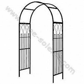 Wrought Iron Garden Arch/wrought Iron Pergola/pavilion/arbours ...