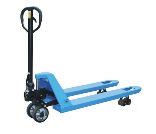 Cheap price 3000kg Capacity Hydraulic Manual electric hand forklift pallet truck