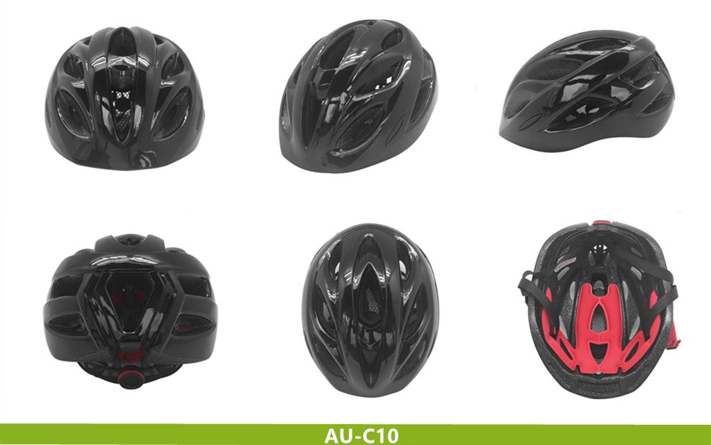 Fashion In-Mold Helmet For Kids Bike, Streamline And Aerodynamic Kids Helmet Biking
