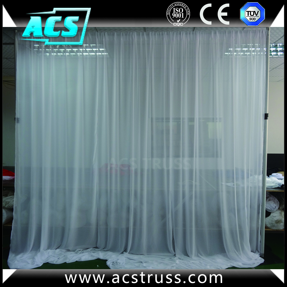 Wholesale Backdrop Stand Portable Stage Curtain