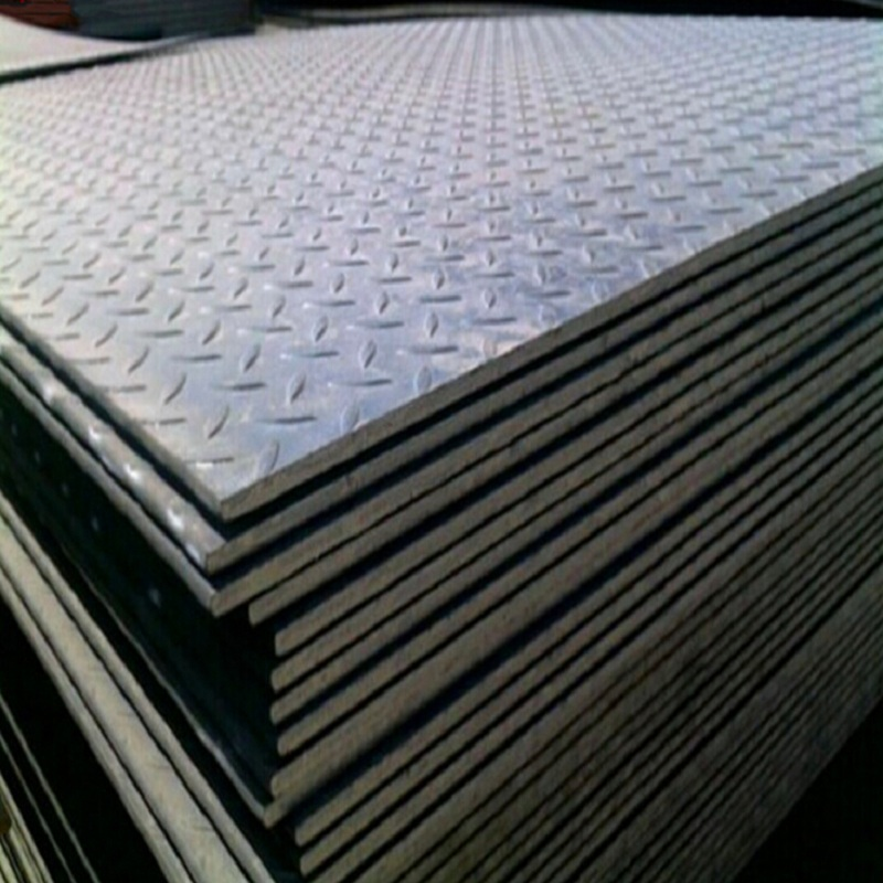 Competitive prices of mild 6mmt thick checkered plate