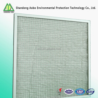 Metal mesh pre filter / pre panel air filter /G3 G4 air filter
