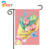 custom Mothers day theme garden flag Mothers day decoration gifts
