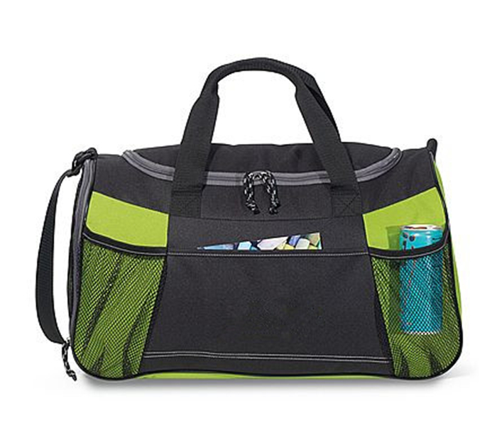 Promotional Wholesale High Quality Travel Sports Duffle Bag