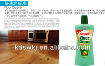 Floor Cleaner Multi Surfaces Liquid With Freshness And Comfort, 21 Ounce