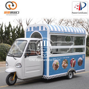 Qingdao Tune Street view mobile street food cart for food selling