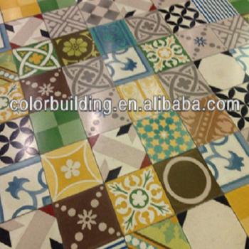 Handmade Porcelian Tile For Floor And Wall Moroccan Porcelain