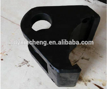 Jaw rest ZQ203-069 for ZQ203-100 drilling pipe hydraulic power tong