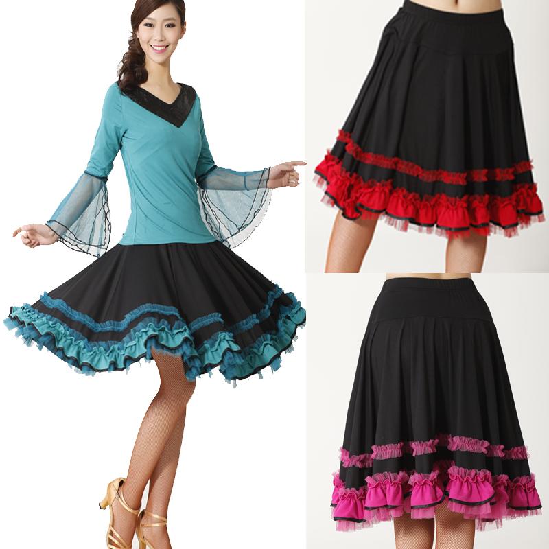 f7f874cd294b Get Quotations · Salsa Dance Dresses New Latin Dance Tango Dress Ballroom  Dancing Dresses Skirts Clothes Costume Plus Size