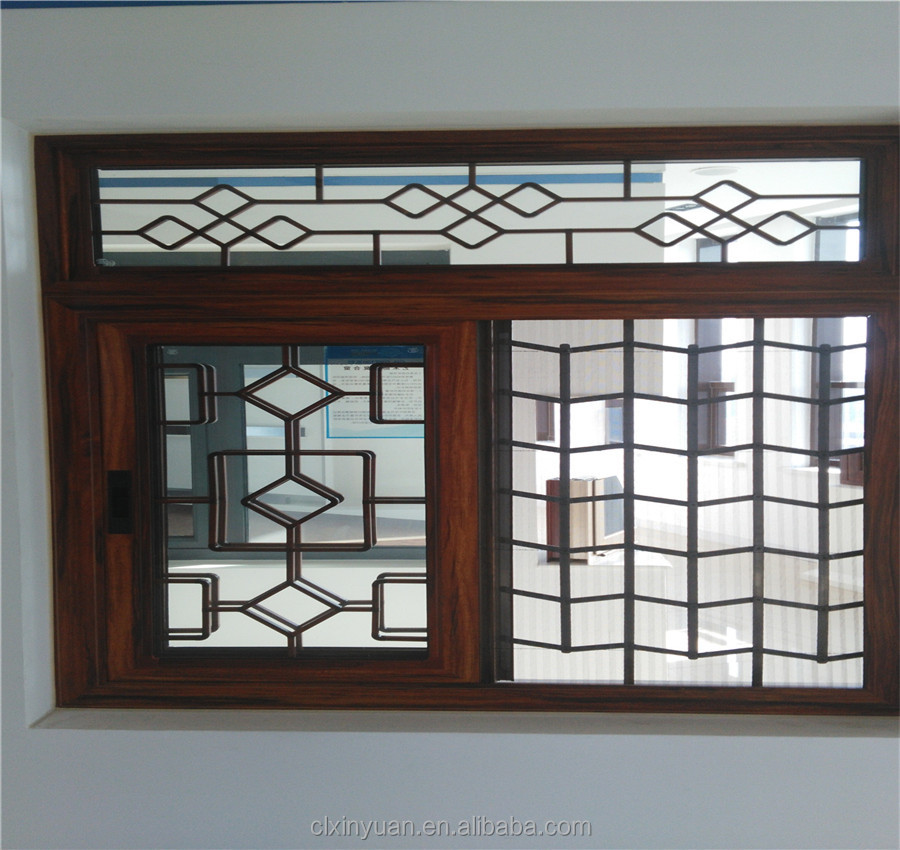 New products anodized 45X45 aluminium section gate /window/door