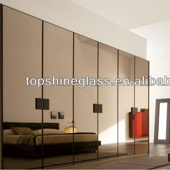 Bronze Sliding Glass Wardrobe Door Buy Bronze Glass