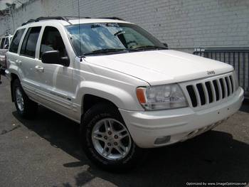 2000 jeep grand cherokee ltd v8 white snrf heated seats clean used cars buy american. Black Bedroom Furniture Sets. Home Design Ideas