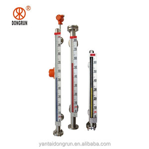 stable high temperature gas level indicator