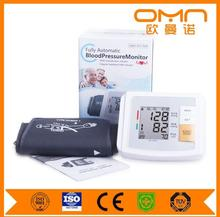 FDA Digital omron blood pressure monitor with voice function