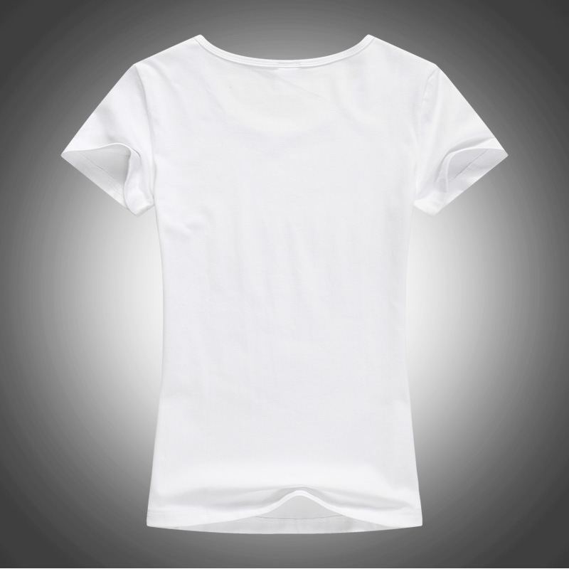 plain tshirts for printing with sublimation silkscreen printing