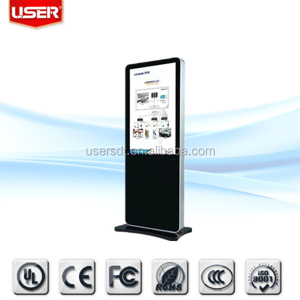 Hot new Samsung full color outdoor digital advertising Wifi price