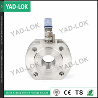 YAD-LOK Promotional types of valves used in industry
